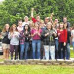 SCC students make dream catchers, learn writing skills
