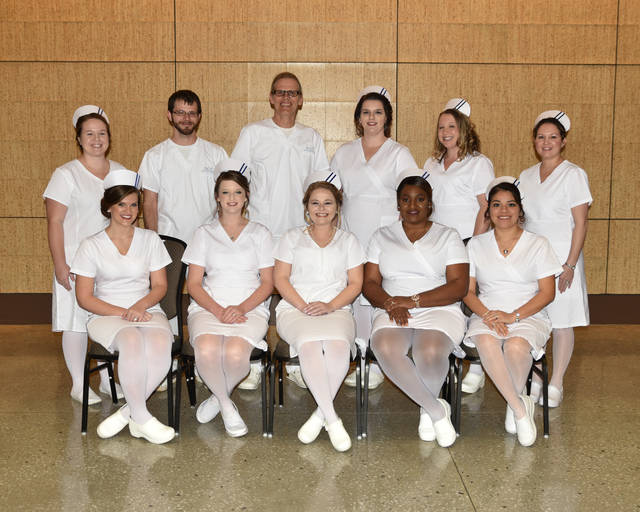 Scc Holds Practical Nursing Graduation Mt Airy News