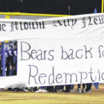 Bears back for Redemption