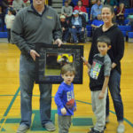 Lyons honored for historic season