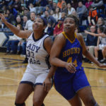 Lady Hounds struggle in loss to Mount Airy