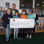 Jones wins NC Beautiful grant