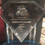 Surry fair receives state award