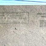 Man complains of 'racist' war memorials