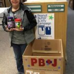 Peanut butter, jelly donations sought