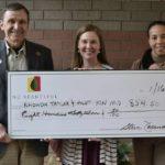 Meadowview, Pilot middle schools receive grants