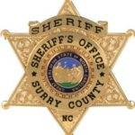 SURRY COUNTY SHERIFF'S REPORTS