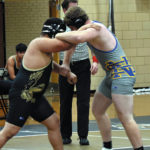 Hounds capture 10th straight conference title in wrestling