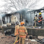 Fire leaves family of seven without home