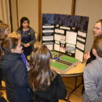 Science fair winners present projects