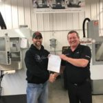 SCC Machining Technology receives $3,000 grant