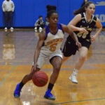 Lady Hounds grind out win over Lady Eagles