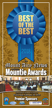 2018 Mountie Awards