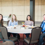 President's List students treated to breakfast