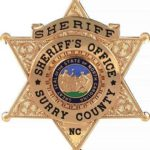 SURRY COUNTY SHERIFF REPORTS