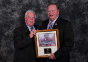 Local agent honored at conference