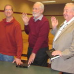Elections board members announced