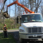 Storm debris 'taxing' city crews