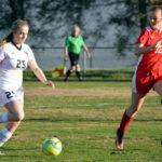 Lady Bears blank East Surry, 3-0