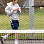 No rust for No. 5 Bear tennis