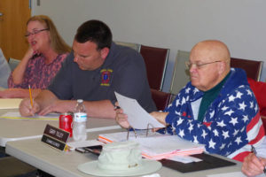 Volunteer fire chiefs petition Surry County commissioners