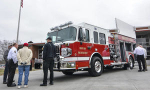 Co-op loan for fire truck questioned