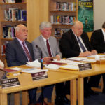 Gym talk dominates board meeting