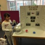 Students make living 'wax' museum