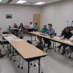 Town board envisions the future