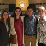 Students visit UN, other New York sites