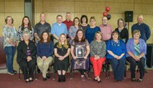 County schools honor volunteers