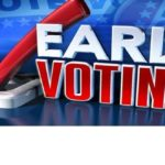Early voting to begin Monday in city
