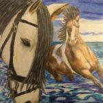 County schools name art winners