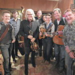 Traphill's Presley Barker, 13, plays the Grand Ole Opry with Ricky Skaggs