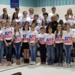 Shoals students graduate from DARE program