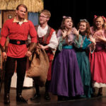 Beauty and the Beast Jr. takes to the stage