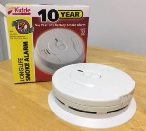 Firemen to give out smoke alarms