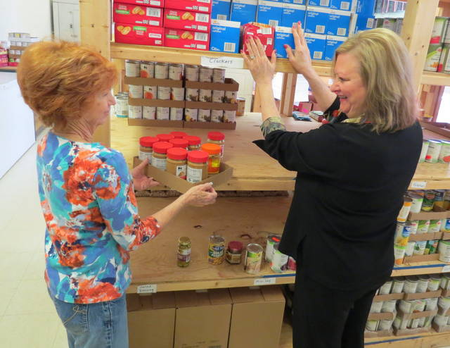United States Post Office holds annual food drive to stamp out hunger
