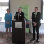 'Lunch with Leaders' kicks off