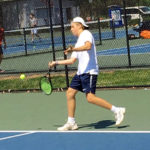 Bray earns spot in state tennis championships