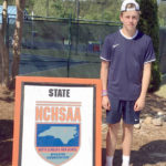 Bray's run ends in 1A state tennis tourney
