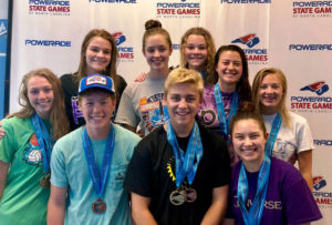 PAC claims 55 State Games medals