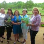 Modern Gardeners honor charter member