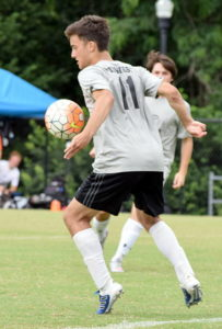 Local kickers take two at State Games