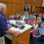 Most hearing speakers oppose tax hike