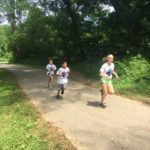 Jones running club holds a 5K
