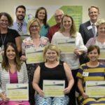 Assistant principals honored