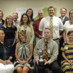 Surry County Schools wins cup