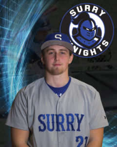 Surry's Roberts named first-team All-American