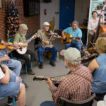 Old-time retreat debuts for convention